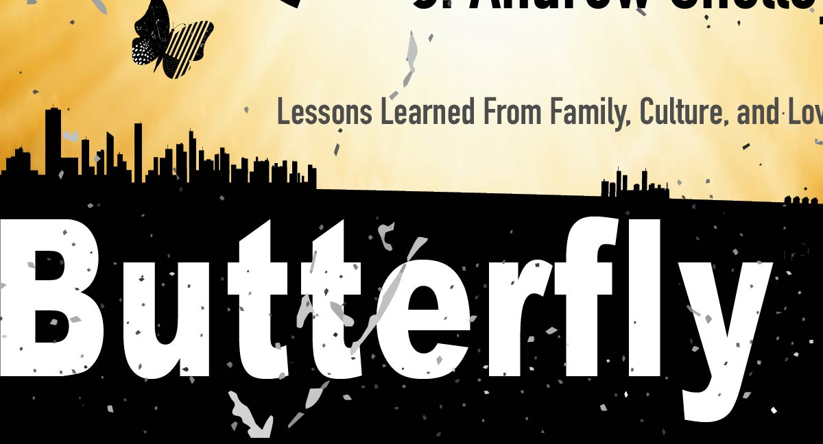 American Butterfly City Cover